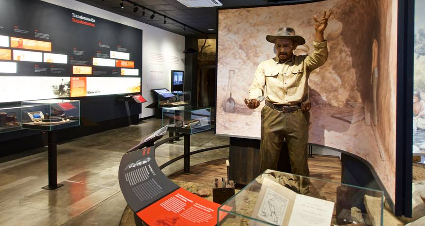 El Triunfo embraces the riches of its mining history