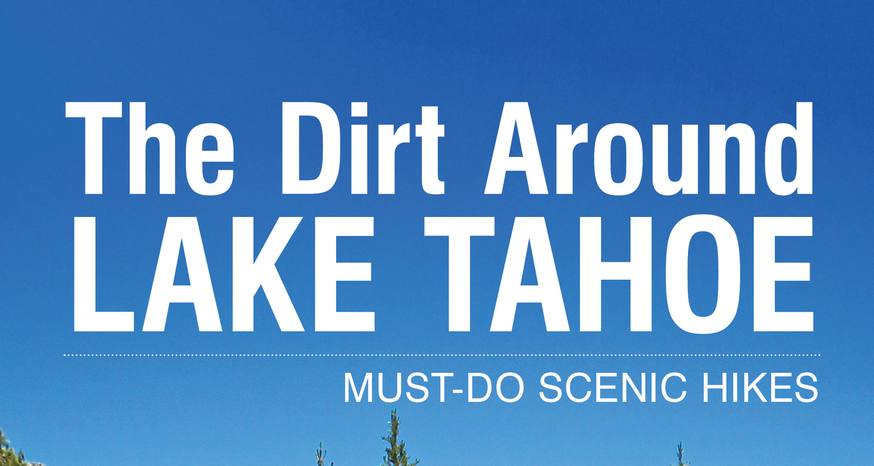 2 'Dirt Around Lake Tahoe' book events in October