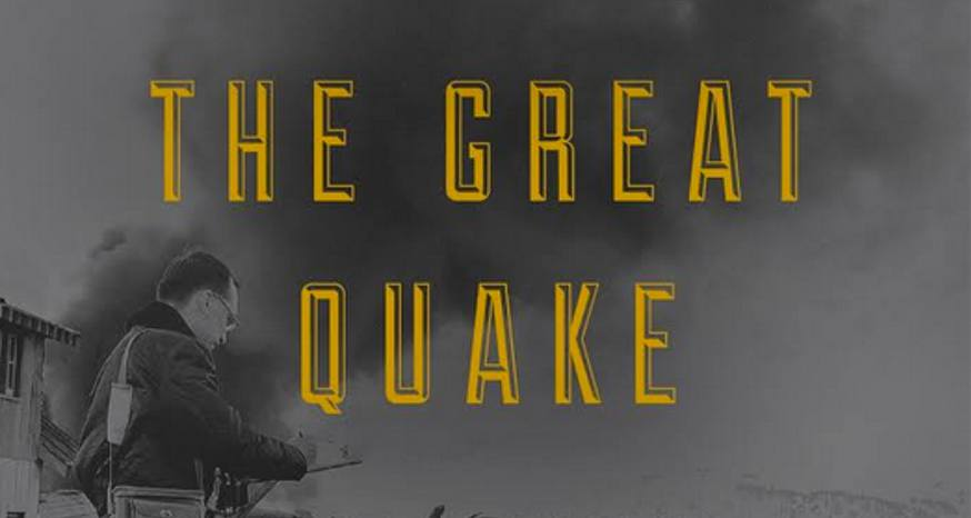 Book Review: 'The Great Quake' entertains and educates