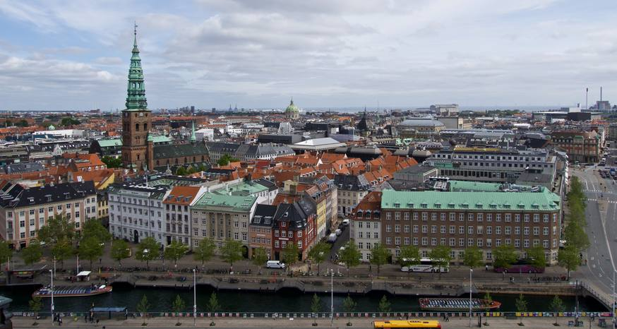 Vibrancy of Copenhagen defies age of this European city