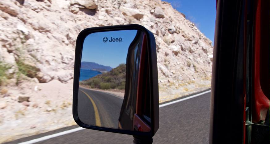 Wrangler Wave – it's a Jeep thing