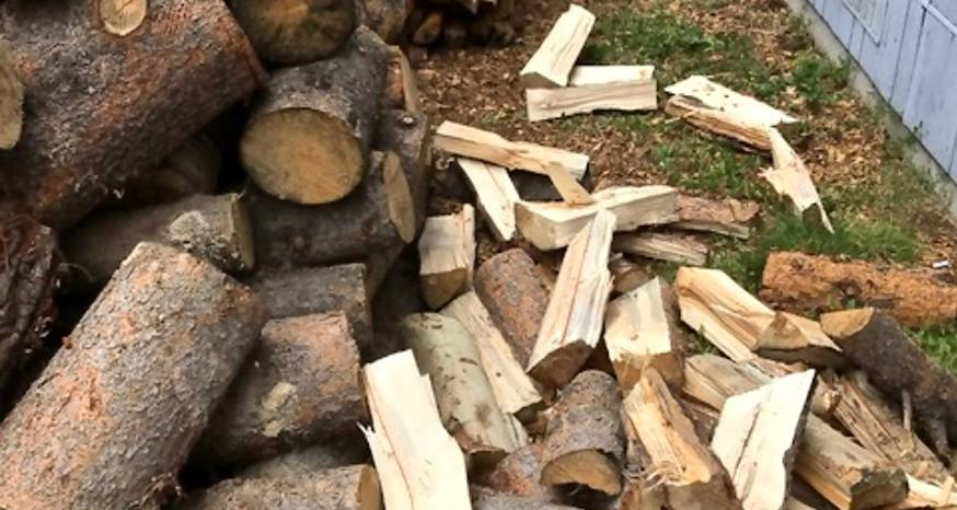 Coping with wood splitting withdrawals