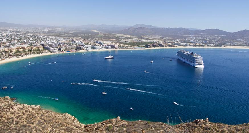 Cruise ship industry an economic driver in Cabo San Lucas