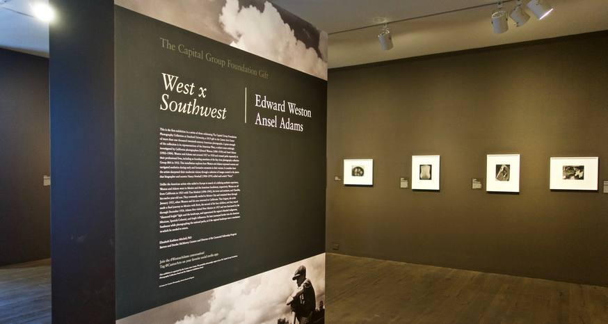 Free Exhibit Captures Essence Of Photographers Adams, Weston