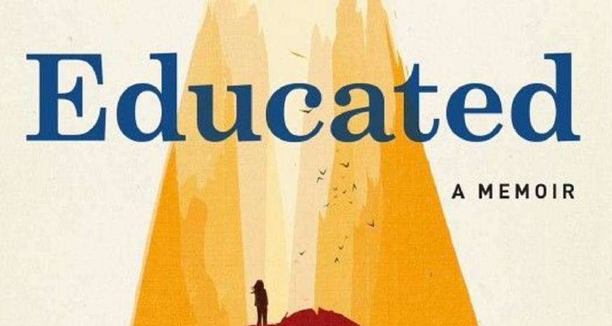 Book Review: 'Educated' a raw look at overcoming disturbing childhood