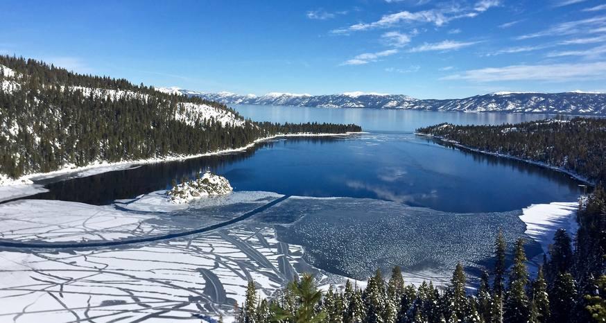 Lake Tahoe snowshoe guidebook to be released in 2020