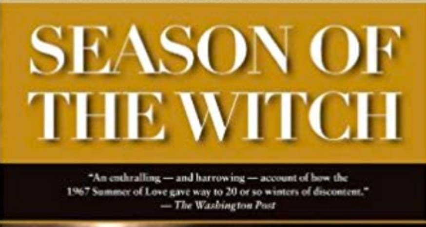 Book Review: 'Season of the Witch' delves into San Francisco's dark side
