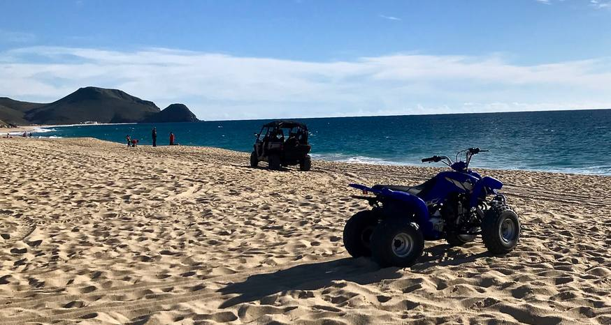 Legality of driving on Mexico's beaches a bit murky