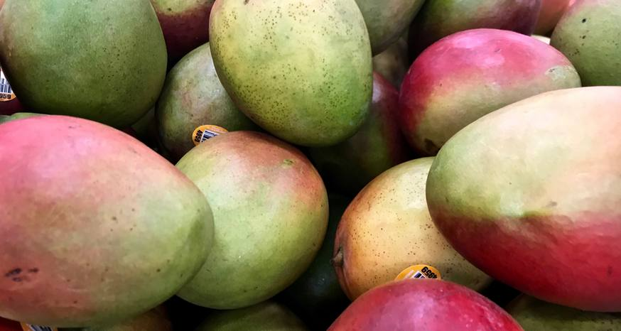 Adjusting to mangoes in Baja being affordable and in U.S. a bit pricey
