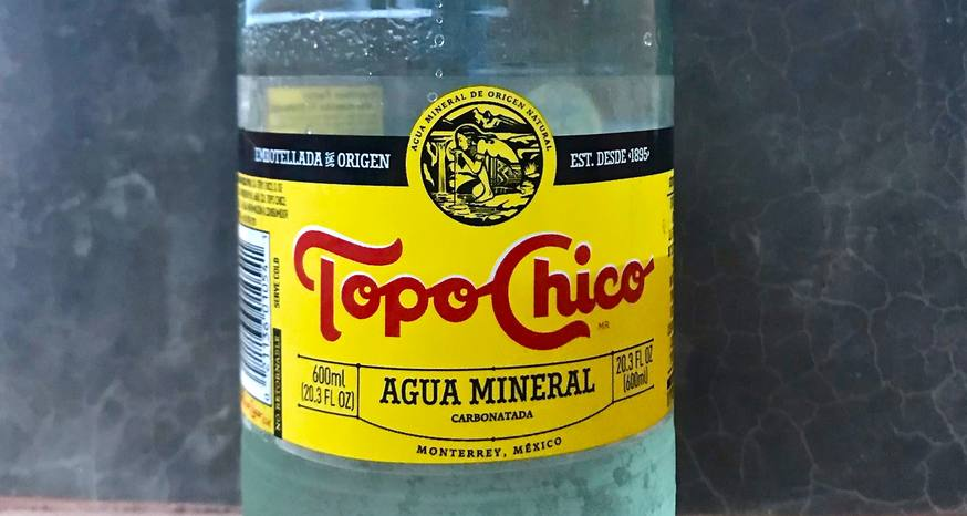 Nothing small about Topo Chico's flavor, popularity