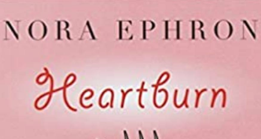 Book Review: Ephron's writing style makes 'Heartburn' a pager turner