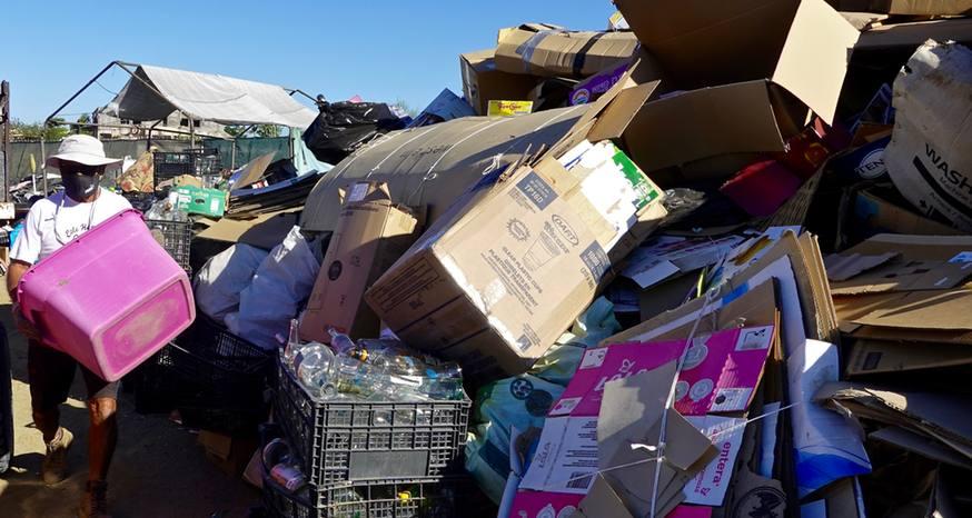 Nonprofit struggles to continue recycling program in Todos Santos