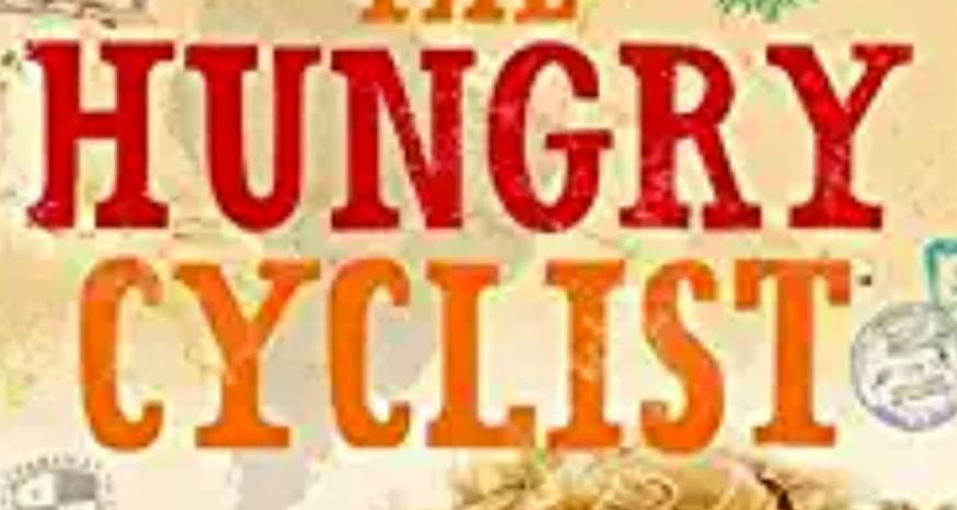 Book Review: Hungry Cyclist a trip worth taking