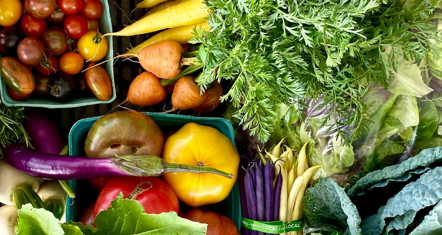 Produce goes directly from farm to consumer in Baja Sur