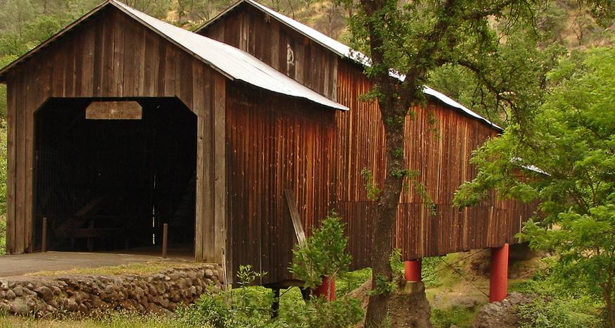Donations trickle in to rebuild historic bridge destroyed in Camp Fire