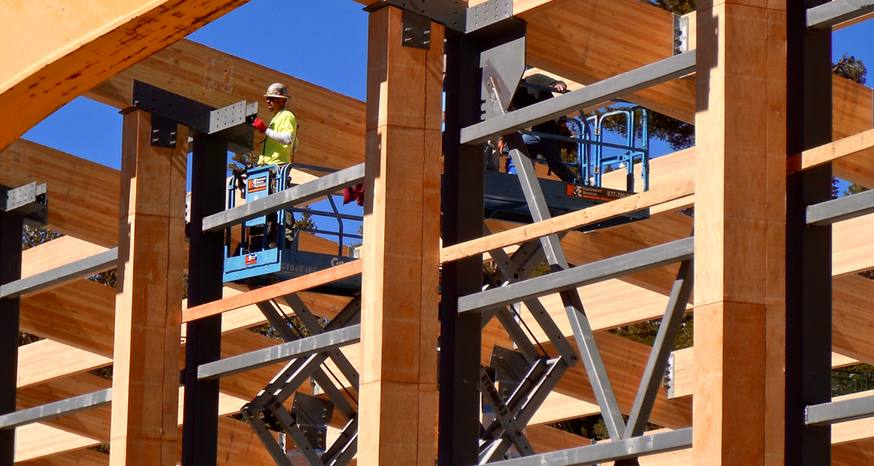 Lumber, appliance price inflation driving up construction costs