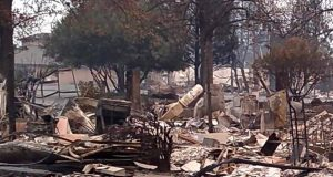Diablo winds a threat to much of Northern California