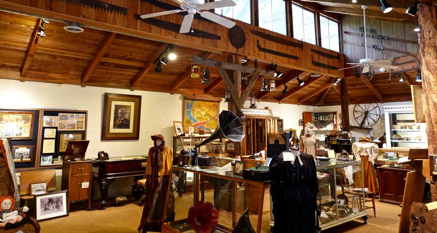 Museum preserves rugged history of Butte Creek Canyon
