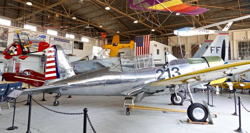 Chico Air Museum delights with plethora of planes, info