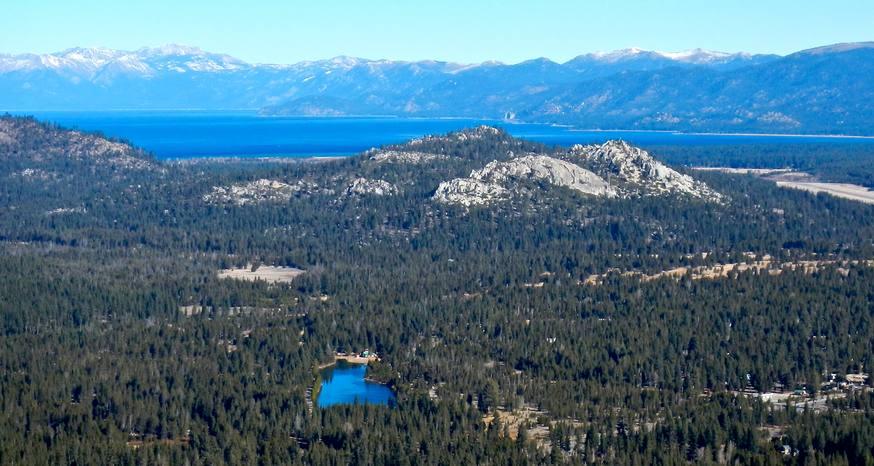 Tahoe Rim Trail celebrating 40 years of wonder