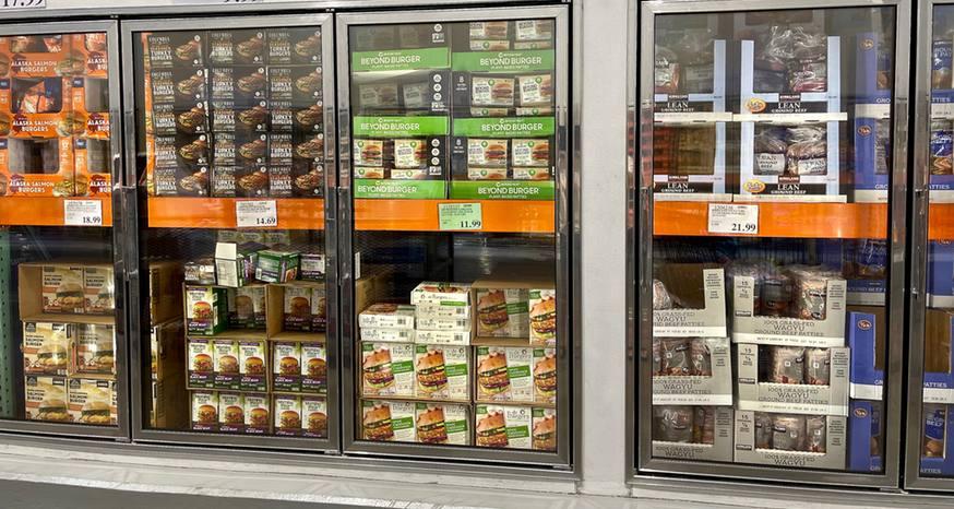 Grocery Stores Accommodating Growing Vegetarian/Vegan Market